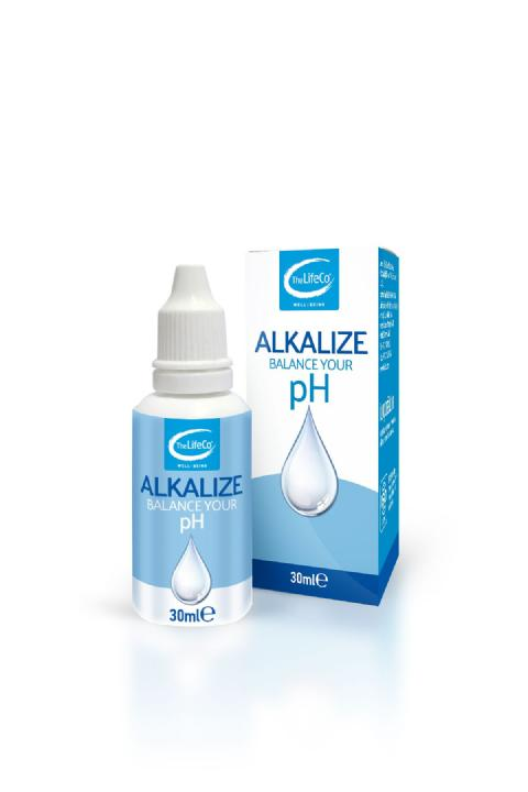 The LifeCo Alkalize Ph Solüsyonu 30ml